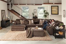 Build Your Own Sofa Sectional Serena Build Your Own Sectional Modular Sectional In Plum Oyster