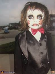 Saw Costume Saw Halloween Costume For Kids Photo 2 3