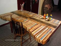 Table Top Ideas Tables Made From Pallets Table Made From Pallets Diy Pallet Table