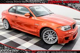 used series 1 bmw 2011 used bmw 1 series m coupe at cosmo motors serving hickory nc