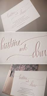 best 20 embossed wedding invitations ideas on pinterest classy