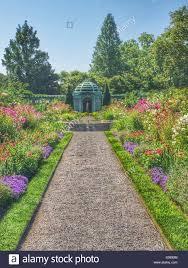 Westbury Botanical Gardens The Walled Garden At Westbury Gardens Stock Photo 309991520