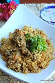 biryani cuisine express biryani instant pot chicken biryani cooking with thas