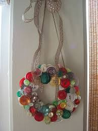 the 25 best button ornaments ideas on