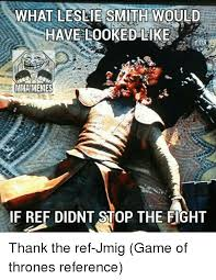 Mma Meme - what leslie smith would have looked like mma memes if ref didnt stop