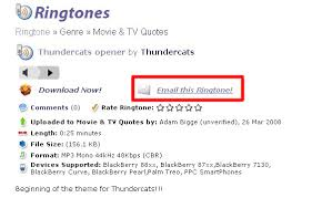 how to download and install ringtones on your blackberry