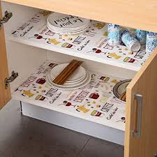 should i put shelf liner in new cabinets glow4u decorative non adhesive foam shelf liner paper for kitchen cabinets drawer dresser pantry closet 17 7 by 78 8 inches
