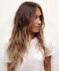 from dark brown to light brown hair ombre hair dark brown to light blonde natural color ideas for women