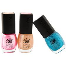 amazon com del sol color changing nail polish trio of high