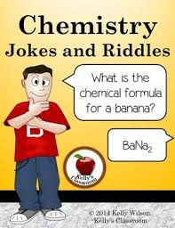 chemistry jokes riddles by s classroom tpt