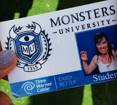 disney pixar monsters university premiere tailgate party