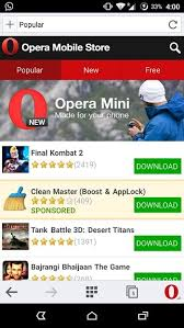 opera mobile store apk top 6 play store alternatives