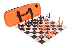 halloween deluxe chess set combination triple weighted