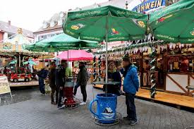 security measures heightened at markets in germany
