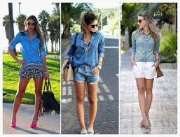 Common Montando looks com camisa jeans – Make Sobre Rodas &BF44