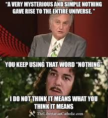 Owned Meme - atheist richard dawkins gets owned by george cardinal pell on