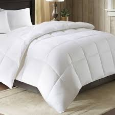 All Seasons Duvet Double Modern Down Comforters Duvet Inserts Allmodern