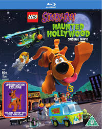 trailer for lego scooby doo haunted hollywood animated movie
