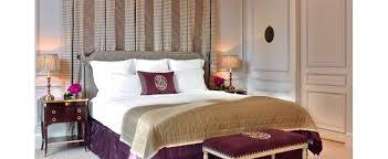 chambre de palace chambre romantique suites eiffel palace hôtel avenue montaigne