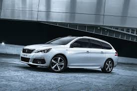 peugeot estate cars new peugeot 308 1 6 bluehdi 120 allure 5dr diesel estate for sale