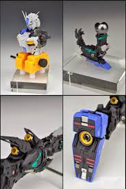 Wonderfactory Mg 1 100 Rx 93 Nu Gundam Ver Ka Hi Nu Color U2013 Customized Build