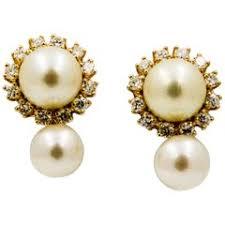 14 carat gold earrings faceted gem interchangeable 14 karat gold earring set for sale at