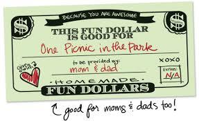 free printable gift coupon template
