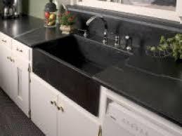 travertine farmhouse kitchen sink 7571