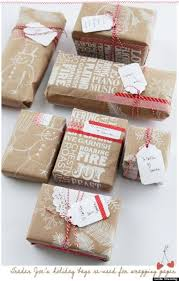 newspaper wrapping paper 15 awesome alternatives to gift wrapping paper that you already