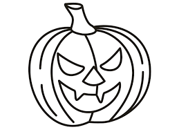 Kids Coloring Pages Halloween by Free Printable Pumpkin Coloring Pages For Kids For Halloween Eson Me