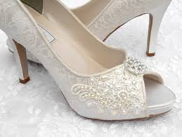 lace ivory wedding shoes wedding shoes ideas ivory low heel wedding shoes matched