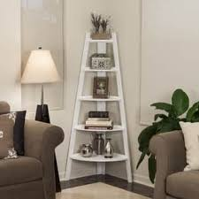 Corner Bookcases Corner Bookshelves Bookcases For Less Overstock