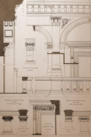 Easton Neston Floor Plan by 1281 Best Architecture Elements U0026 Drawings Images On Pinterest