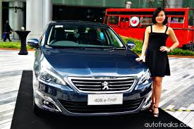 peugeot 408 used car nasim debuts all new peugeot 408 e thp priced at rm143 888