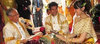 la cérémonie du mariage au cambodge radio voix d asie - Mariage Cambodgien