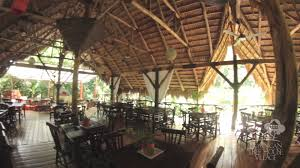 dominican tree house village youtube
