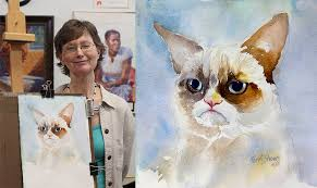 Grumpy Cat Yes Meme - the grumpy cat art project at lowe mill arts entertainment