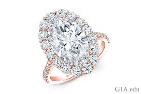 gold engagement ring settings engagement ring setting how metal affects color appearance