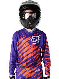 motocross kids gear troy lee designs purple 2016 gp vert kids mx jersey troy lee