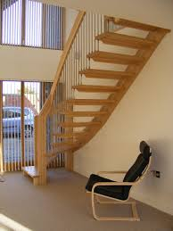 how to build free standing wooden steps the best staircase design