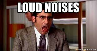 Loud Noises Meme - loud noises brick tamland meme generator