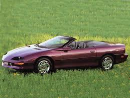 95 chevy camaro 1995 chevrolet camaro overview cars com