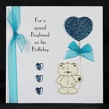 personalised handmade birthday card ideal for boyfriend husband by
