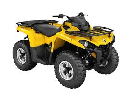 2016 can am outlander l line up atv illustrated