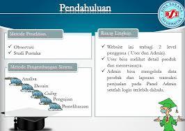 cara membuat makalah untuk presentasi contoh slide presentasi power point makalah web programming