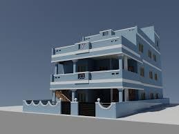 3d duplex house autocad cgtrader duplex house 3d model dwg 1