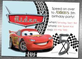 cars birthday invitations templates free invitations ideas