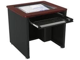 24 Inch Wide Computer Desk Downview Computer Desk Dv Versatables Com