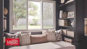 Patio Window by Milgard Ultra Series Fiberglass Windows And Patio Doors Youtube