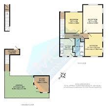 Maisonette Floor Plan 2 Bed Maisonette For Sale In Dorchester Court Southgate N14